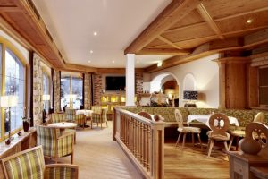 Zithoek hotel Tauernblick Bramberg