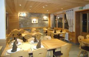 Eetzaal hotel Morzine