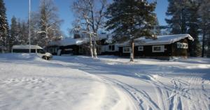 Felltrek onderkomen, Rauhala, Finland