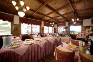 Eetzaal hotel Savoia