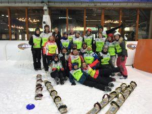 Jongerendag SnowWorld