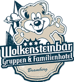 Logo Wolkensteinbär
